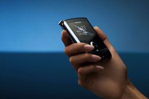 Así es el nuevo Motorola Razr con pantalla plegable