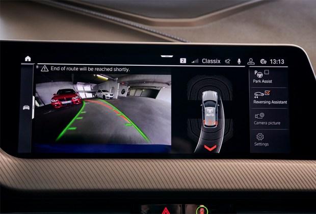 Por estas razones es que amamos el nuevo Serie 1 de BMW - infoentretenimiento-bmw-serie-1-2020