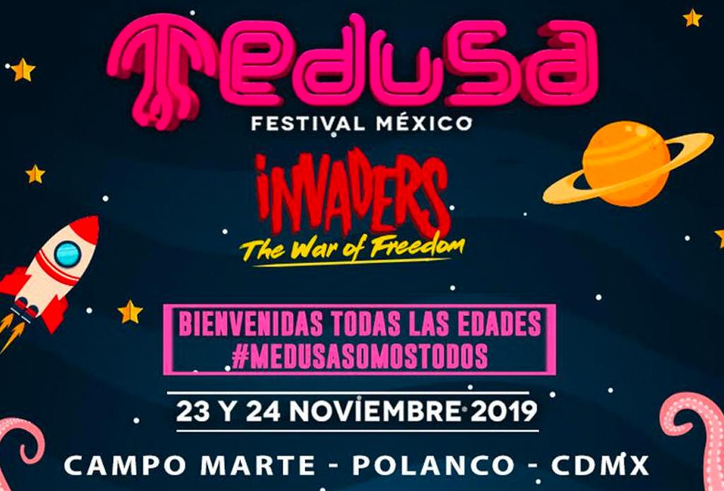 Festival Medusa - medusa