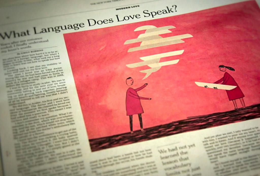 Estas son las columnas originales de Modern Love que se convirtieron en capítulos de televisión - modern-love-col