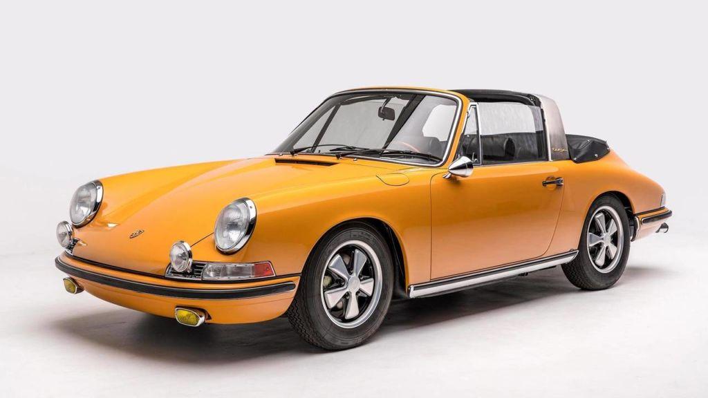 Estos son los Porsches más hermosos de la historia - porsche