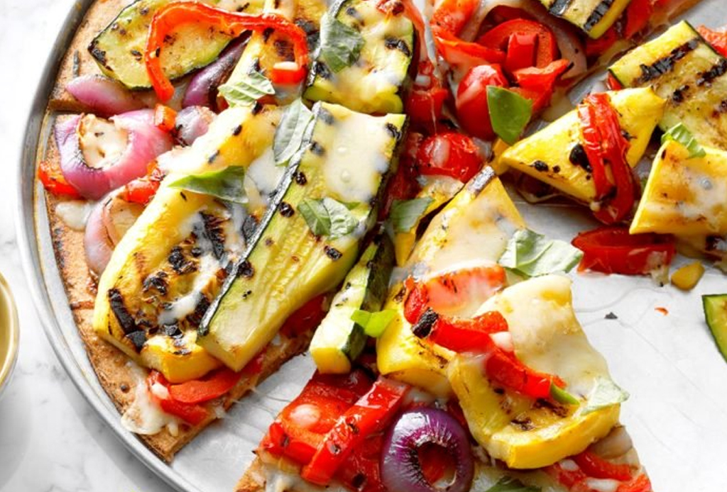 Tenemos la receta de una pizza healthy para dos en solo 30 minutos - receta-pizza-healthy-1024x694