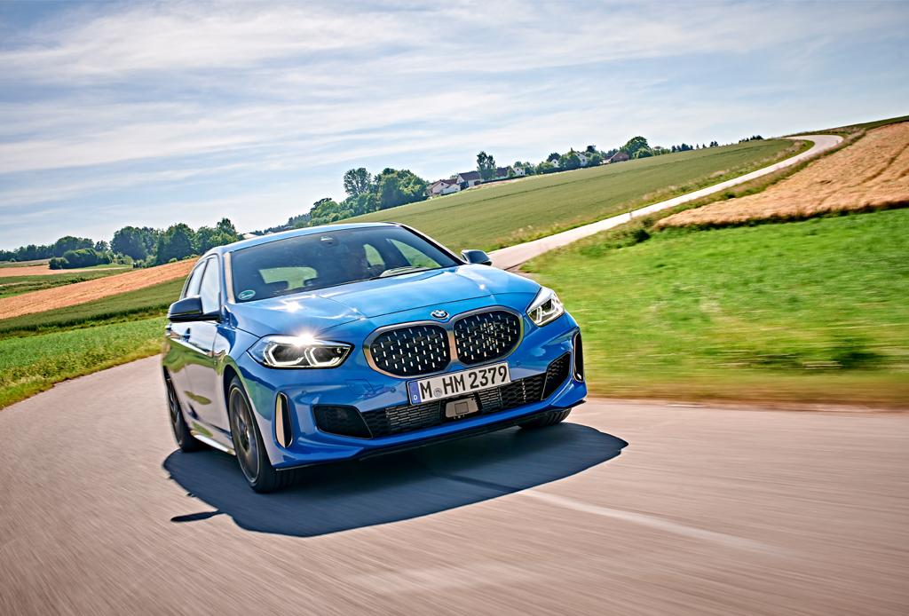 5 features por los que amarás conducir un BMW Serie 1 2020 - serie-1-2020-bmw-2