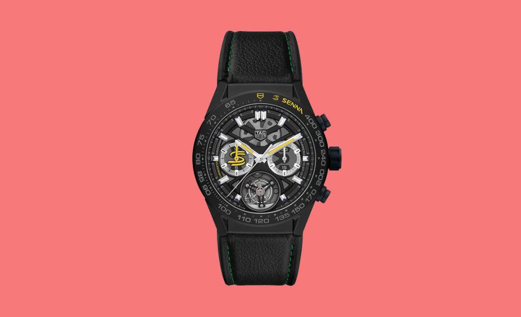 TAG Heuer lanza dos relojes dedicados a Ayrton Senna - tag-heuer