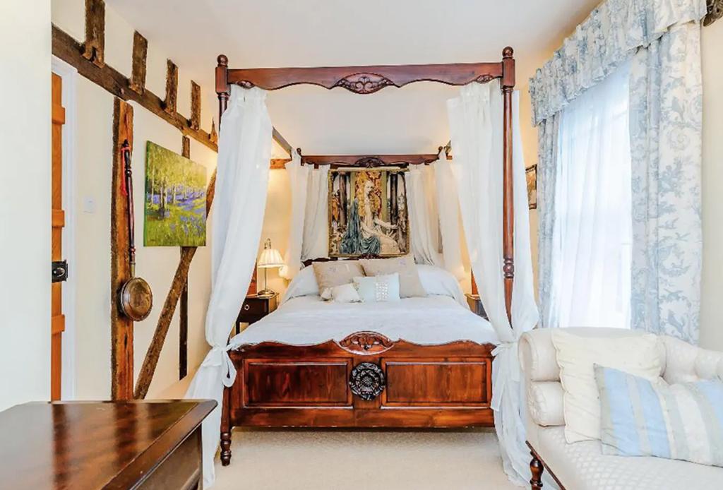 La casa de la infancia de Harry Potter ahora es un Airbnb - casa-harry-potter-renta-airbnb