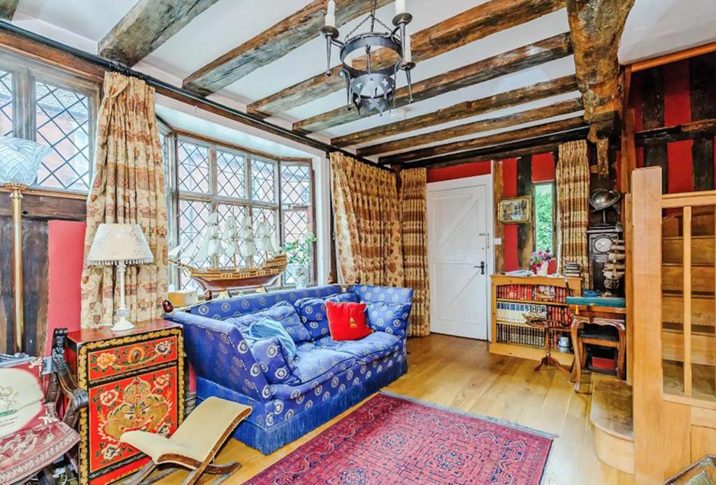 La casa de la infancia de Harry Potter ahora es un Airbnb - casa-infancia-harry-potter-airbnb