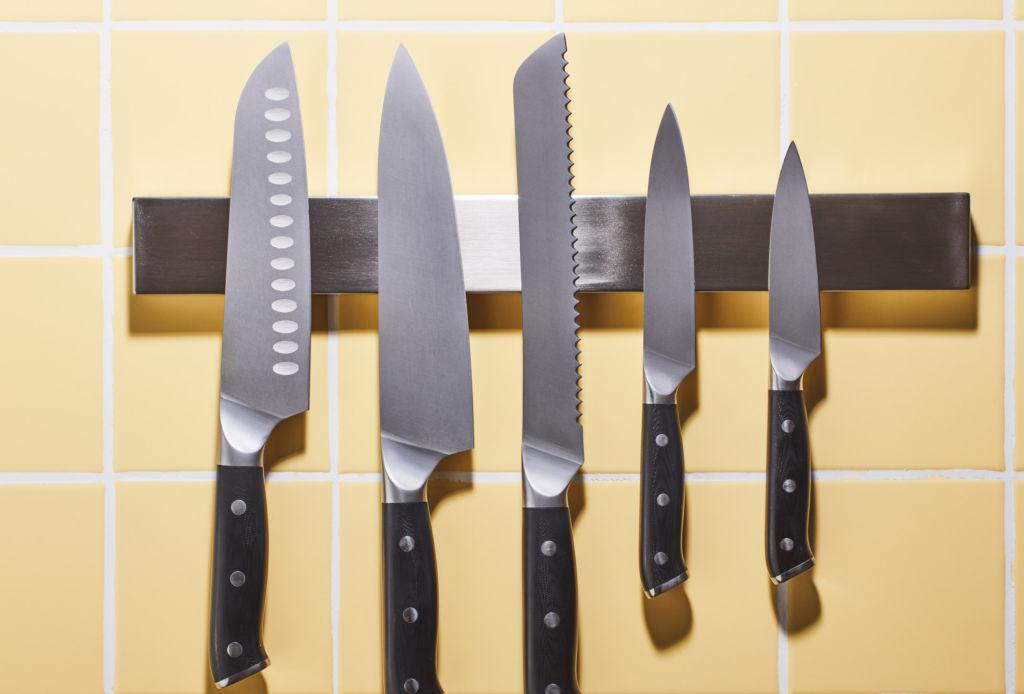 Básicos de la cocina para todos los que quieran aprender a cocinar - cuchillos-cocina
