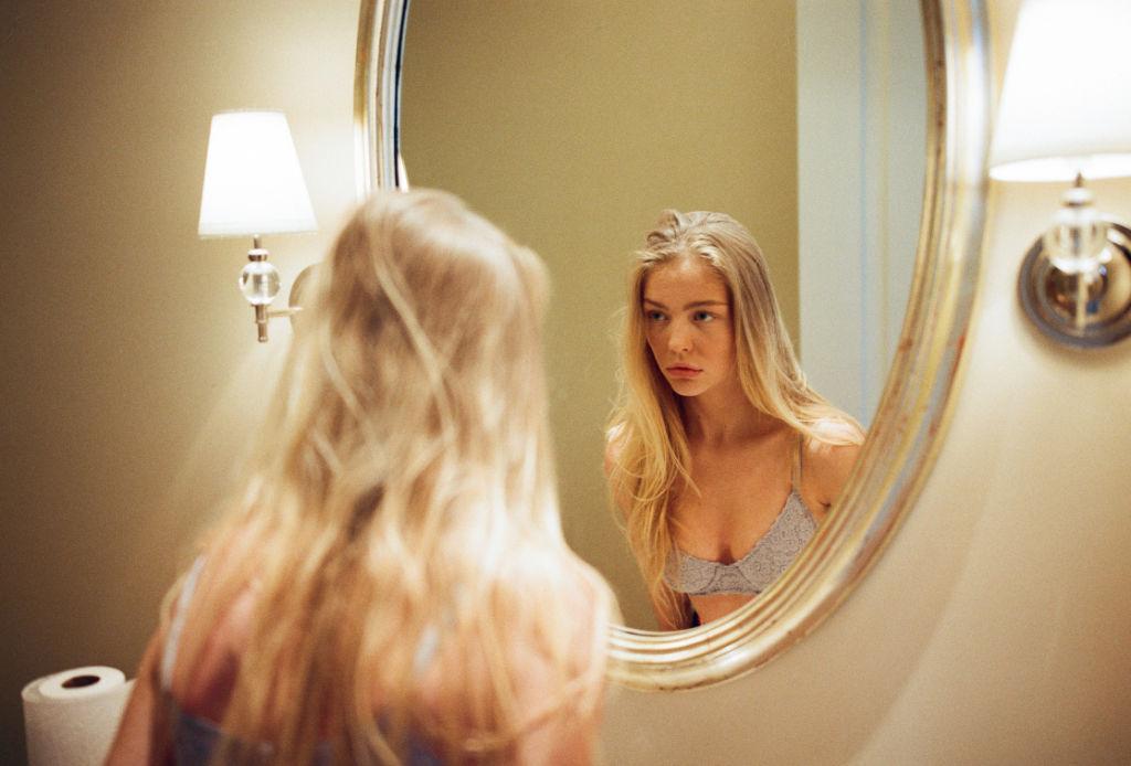 5 cosas de mindfulness que puedes empezar a hacer HOY - espejo