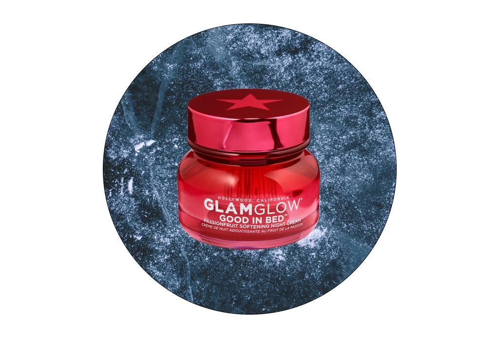 6 cremas y sueros de noche para reparar tu piel - glamglow-good-in-bed