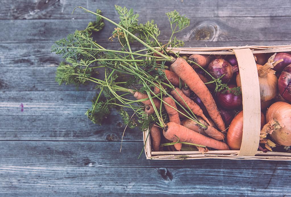 Si quieres comer orgánico y local, prueba estos huertos a domicilio