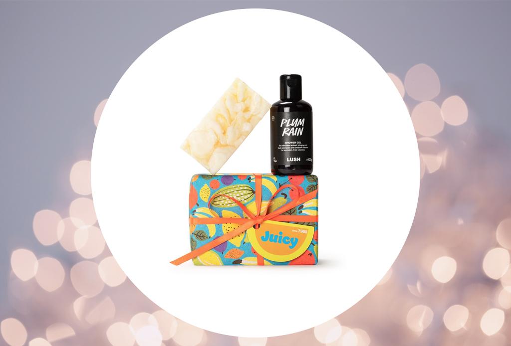 ¿Quieres hacer tus regalos sustentables? ¡Conoce las envolturas de LUSH! - juicy-lush