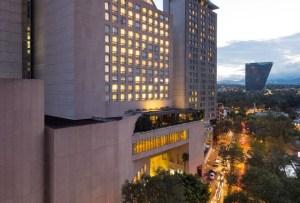 JW Marriott Hotel Mexico City es el HOT SPOT para festejar Año nuevo