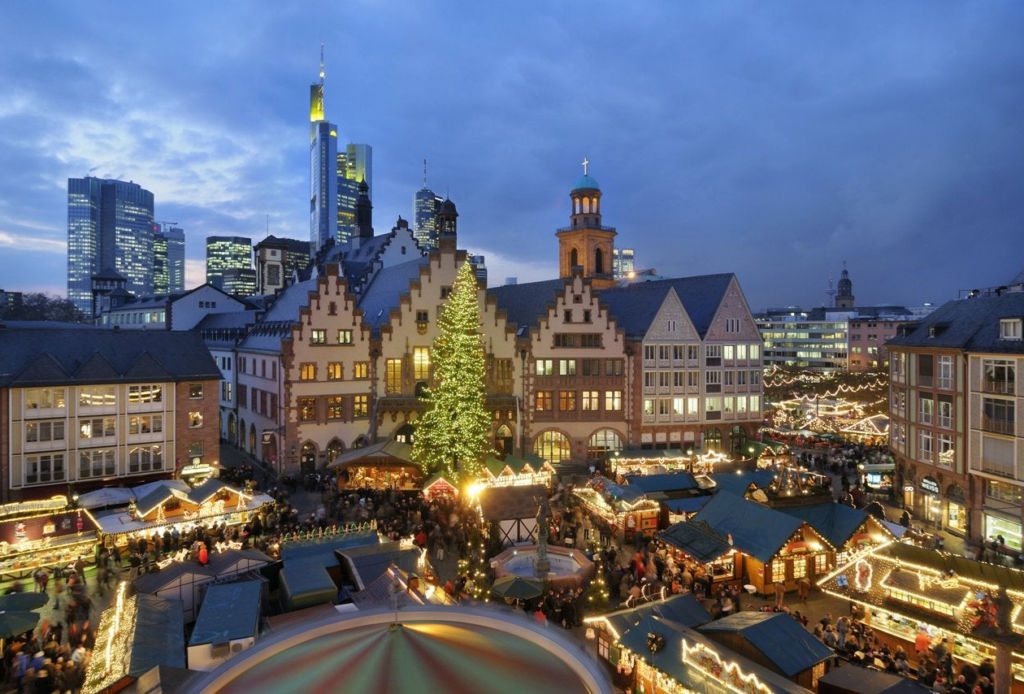 Razones por las que debes viajar a Alemania en 2020 - new-old-frankfurt