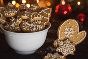Galletas navideñas para preparar fácilmente con los niños