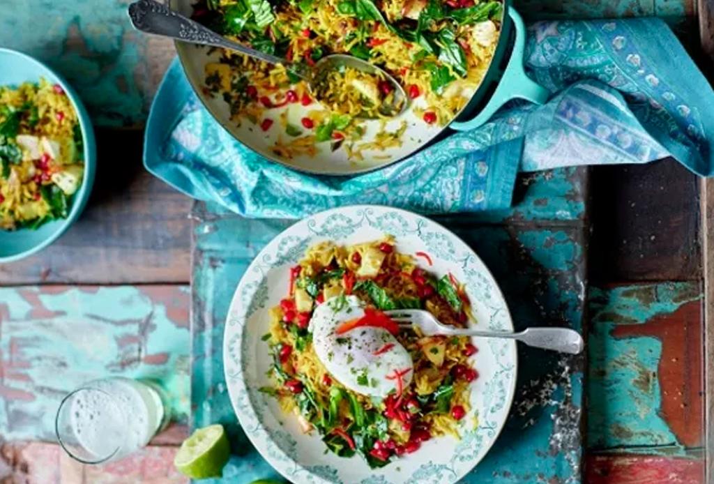 3 opciones de platillos vegetarianos para navidad por Jamie Oliver - recetas-vegetarianas-navidad-3