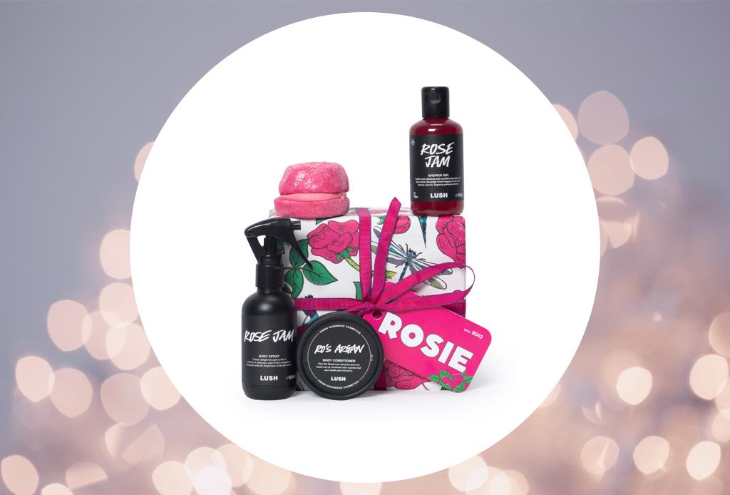 ¿Quieres hacer tus regalos sustentables? ¡Conoce las envolturas de LUSH! - rosie
