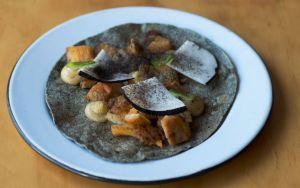 Platillo de la semana: Taco de pork belly de Tizne Tacomotora