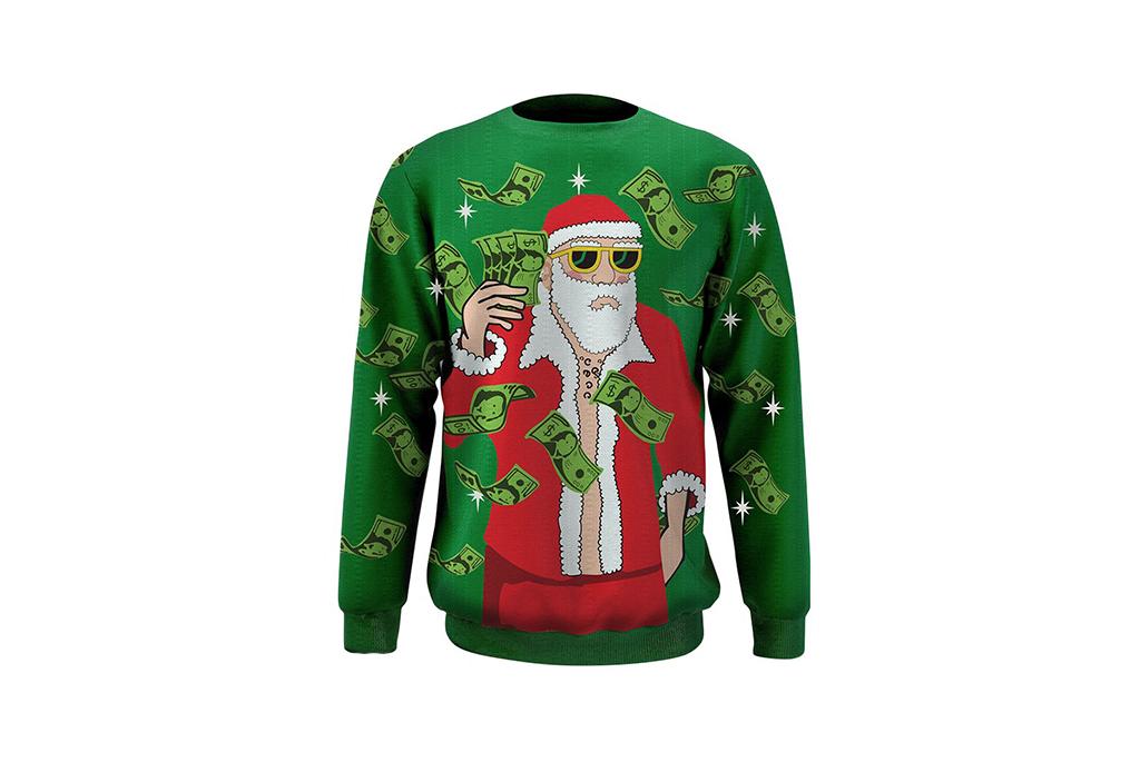 Checa estos ugly sweaters para regalar esta Navidad - ugly-sweater-stella-artois