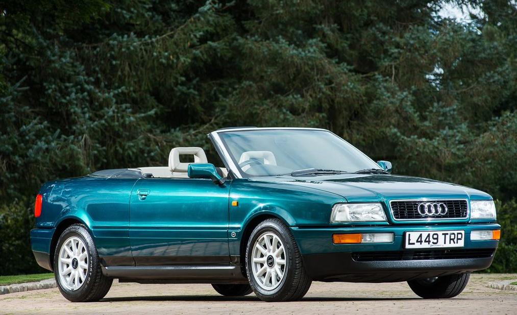 El Audi de 'Lady Di' sale a subasta - audi-diana