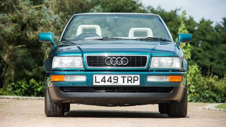 El Audi de 'Lady Di' sale a subasta - audi