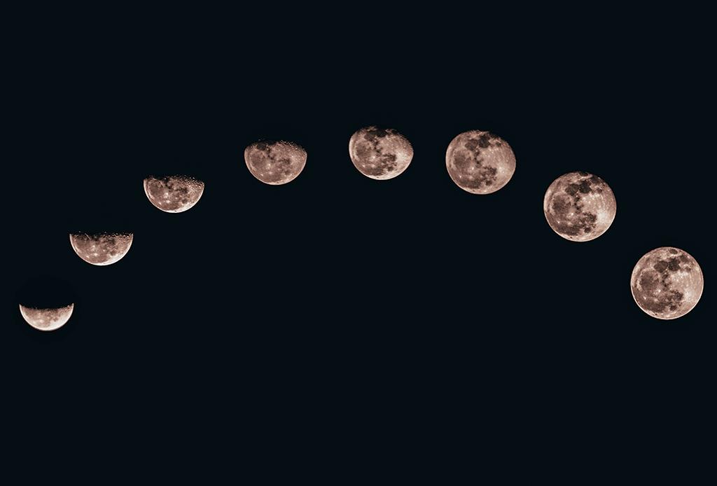 ¿Cómo afecta la luna al ciclo menstrual de las mujeres?