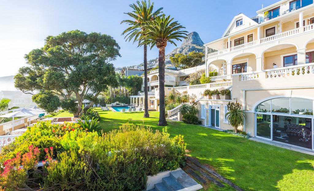 Estos son algunos de los hoteles más hermosos del mundo - ellerman-house