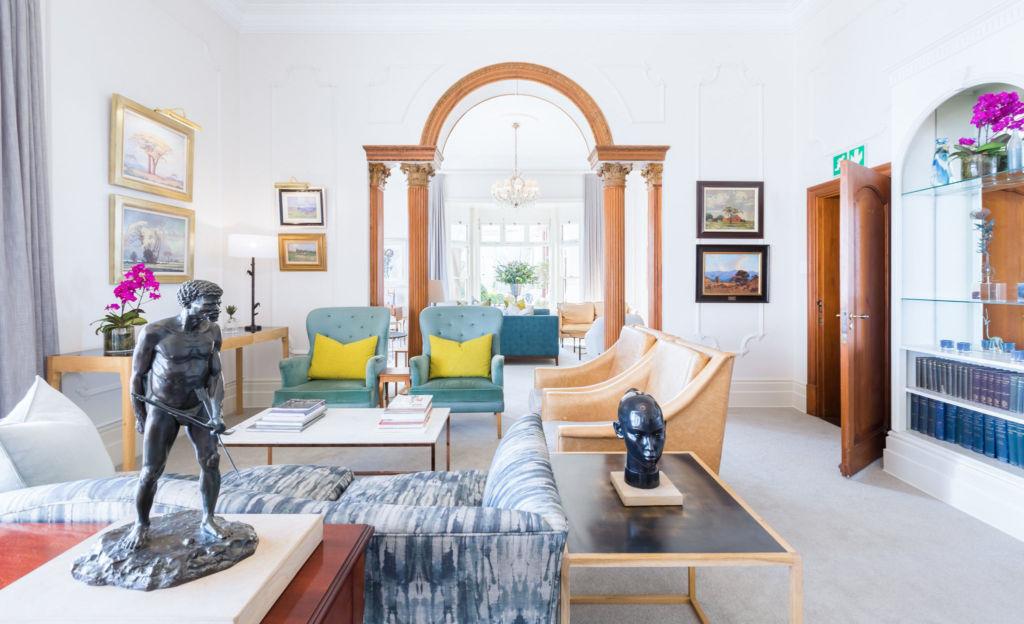 Estos son algunos de los hoteles más hermosos del mundo - ellerman-lounge