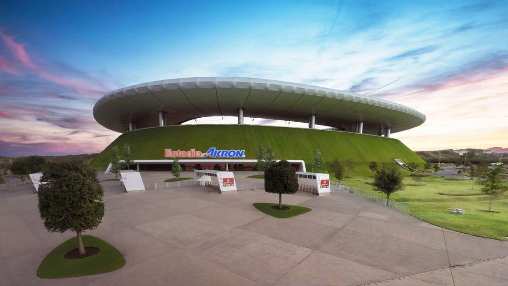 Guadalajara es la Capital Mundial del Deporte 2020 - guadalajara-akron