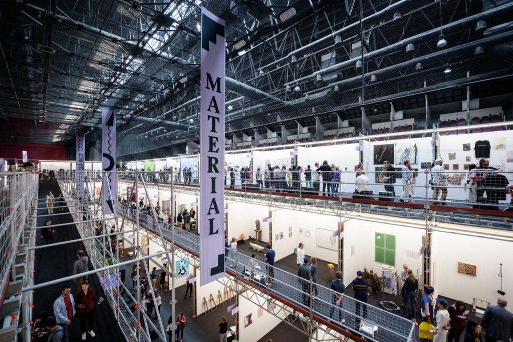 ¿Aún no sabes a dónde ir durante la semana del arte en la CDMX?