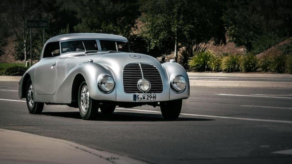 ¿Amante de los autos? Estos son los Mercedes-Benz más hermosos de la historia - mercede-benz-540k