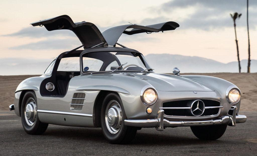 ¿Amante de los autos? Estos son los Mercedes-Benz más hermosos de la historia - mercedes-benz-300sl-gullwing
