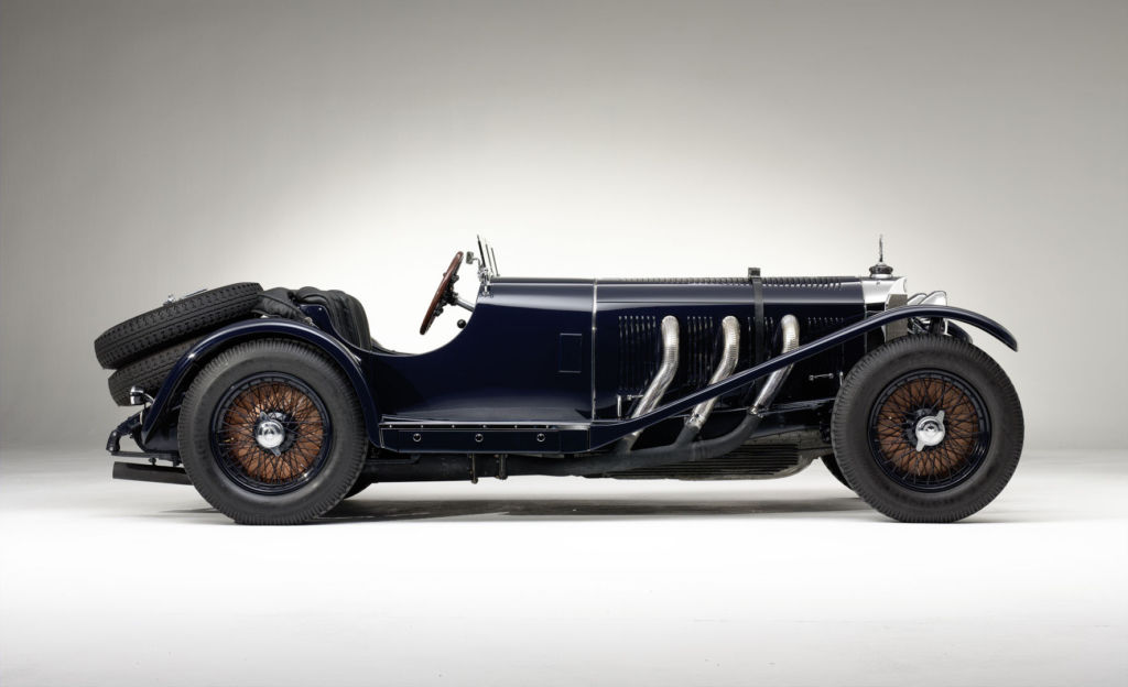 ¿Amante de los autos? Estos son los Mercedes-Benz más hermosos de la historia - mercedes-benz-ssk