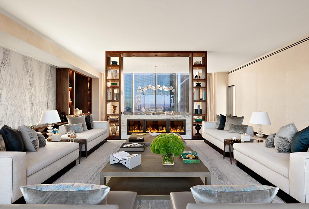 ¿Quieres hospedarte cerca del cielo? Manhattan Sky Suite es lo que necesitas en tu vida - park-hyatt-3