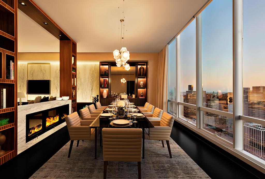 ¿Quieres hospedarte cerca del cielo? Manhattan Sky Suite es lo que necesitas en tu vida - park-hyatt-8