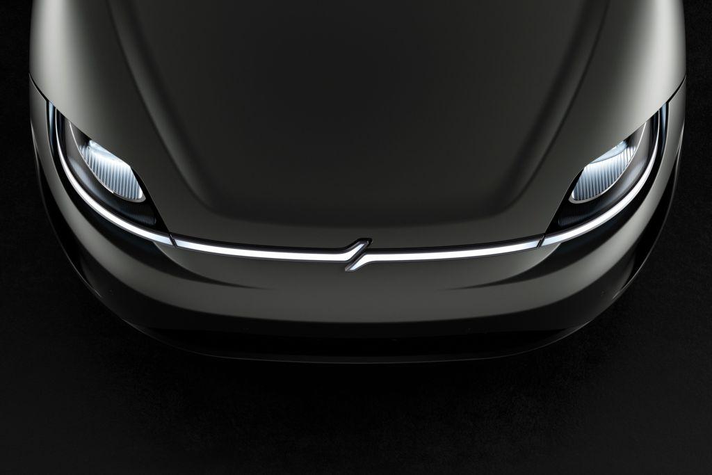 Sony revela durante el CES 2020, el Vision-S, su primer auto eléctrico - sony