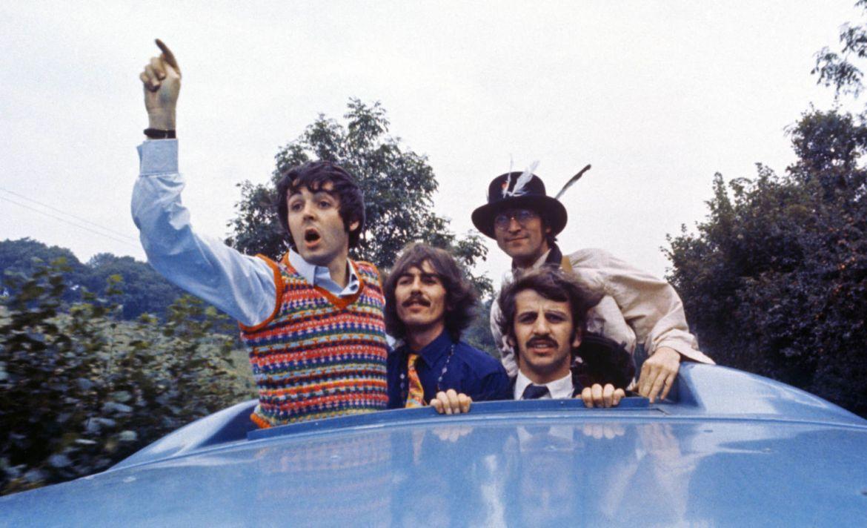 Esta playlist te recordará por qué George Harrison siempre será uno de los mejores Beatles - beatles-harrison