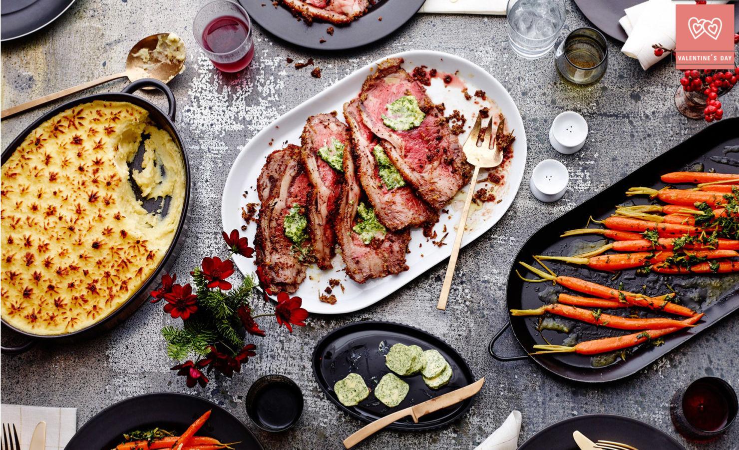 Tips para preparar la cena de San Valentín perfecta