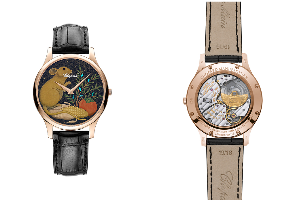 Este Chopard L.U.C. hace un precioso homenaje al Año de la Rata - chopard-ancc83o-rata-3