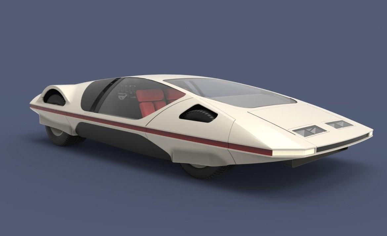 Los autos concepto más importantes de la historia - ferrari-modulo