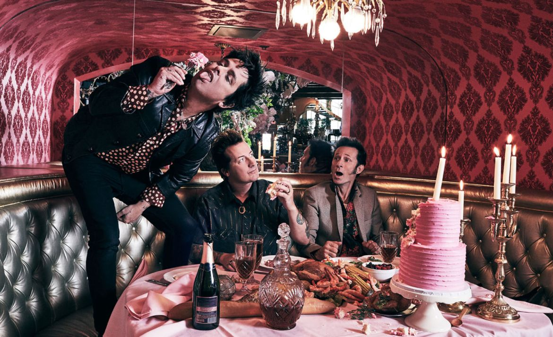 "Disco de la semana: ""Father of all..."" de Green Day - greenday"