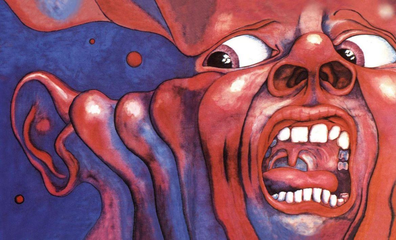 Discos de rock progresivo que debes conocer - king-crimson