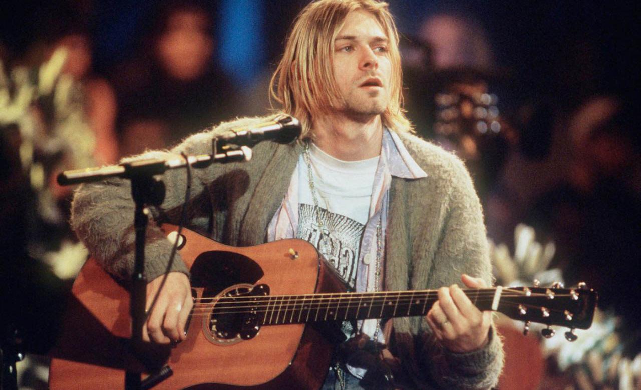 Revive la época de oro del grunge con esta playlist de Nirvana