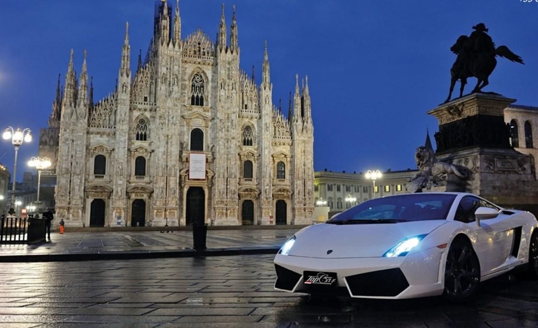 Los países con más autos de lujo en el mundo - lamborghini-italia