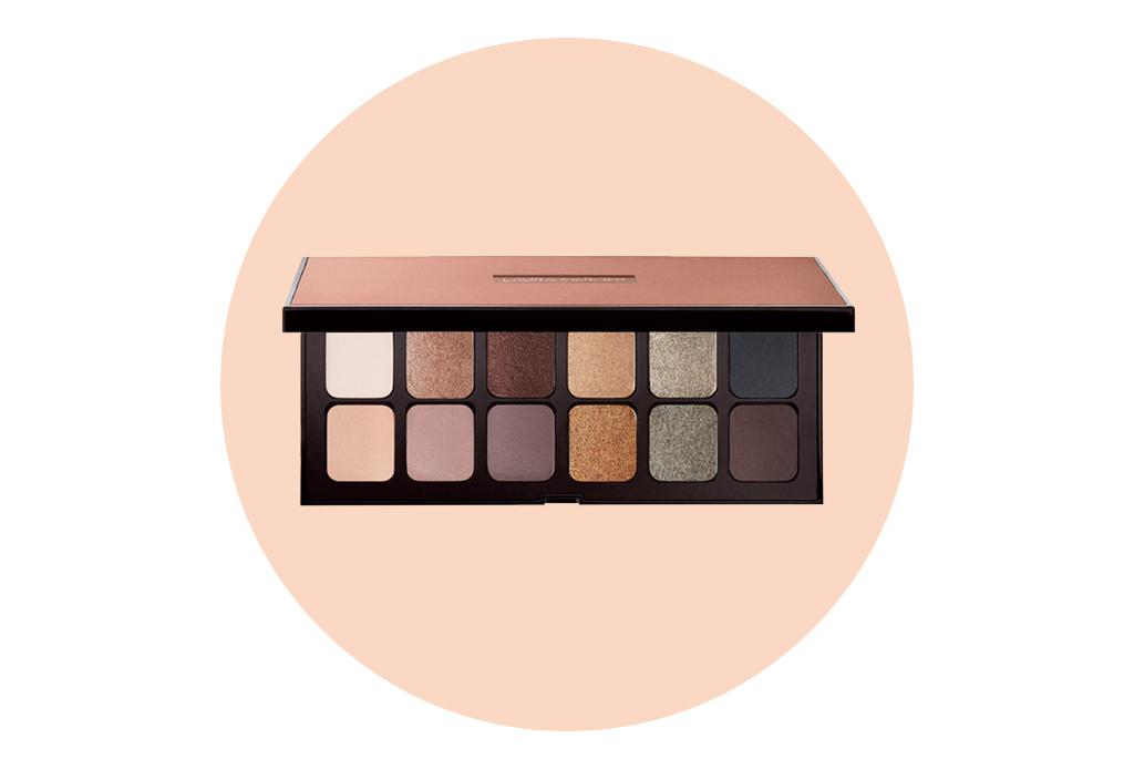 Paletas de sombras neutras para pasar del día a la noche - laura-mercier-parisian-nudes-eyeshadow-palette