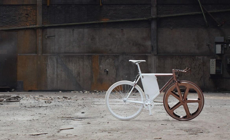 ¿Es esta la bici más hermosa del mundo? - peugeut