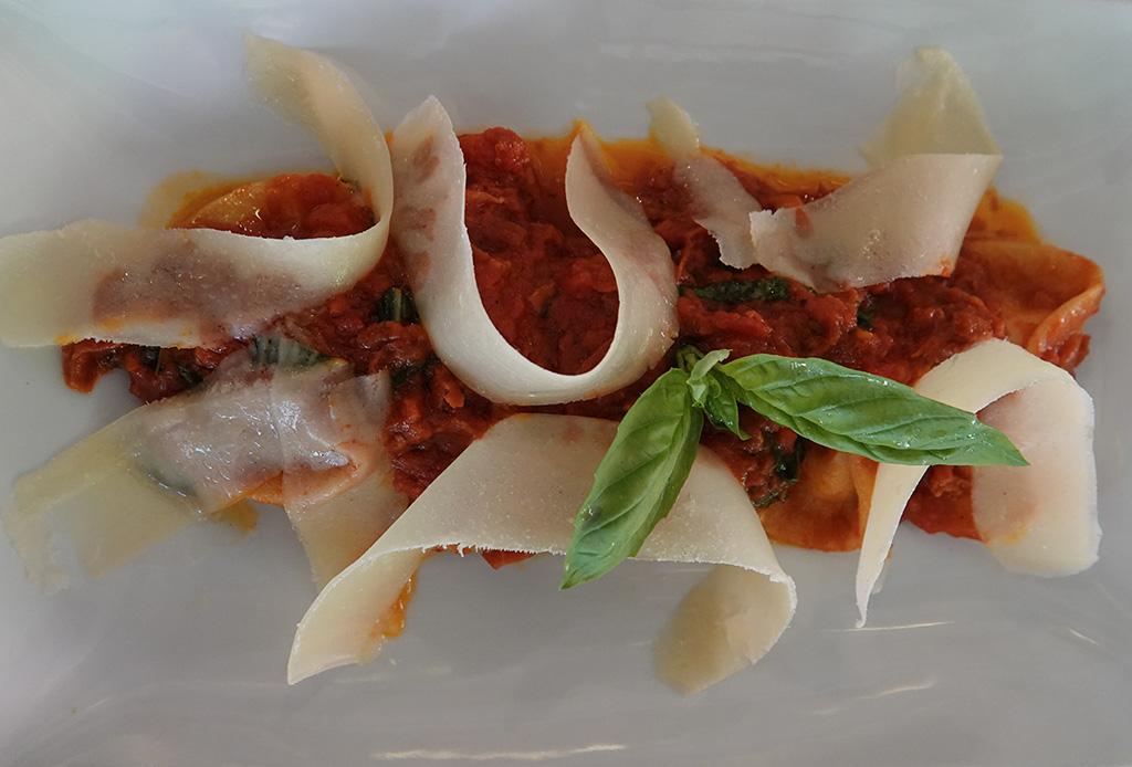 Platillo de la semana: Ravioli caprese e prosciutto de Belforno - ravioli-belforno
