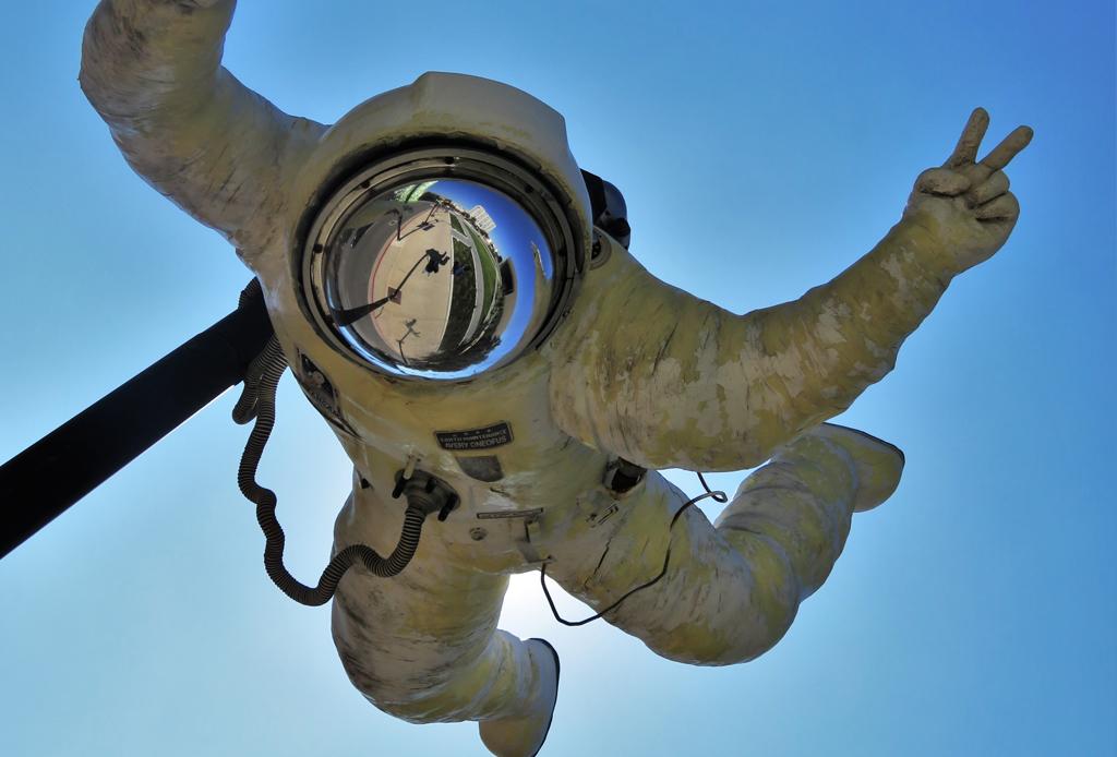 5 tips para sobrevivir a la cuarentena según los astronautas - astronauta-consejos-coronavirus