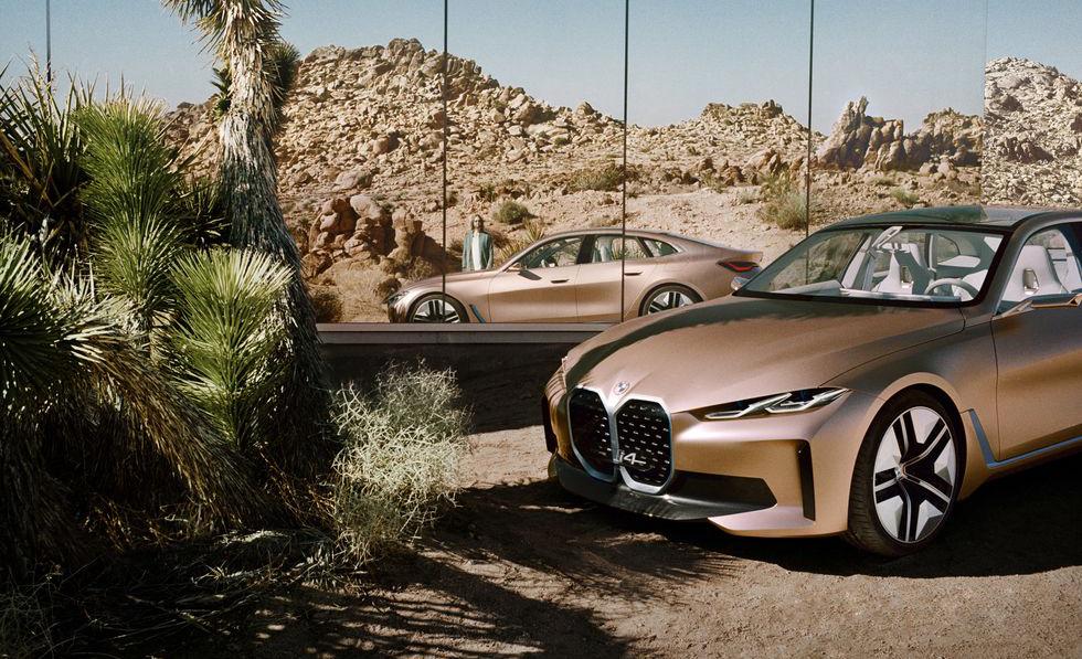 BMW i4, el futuro de la marca en un sólo auto