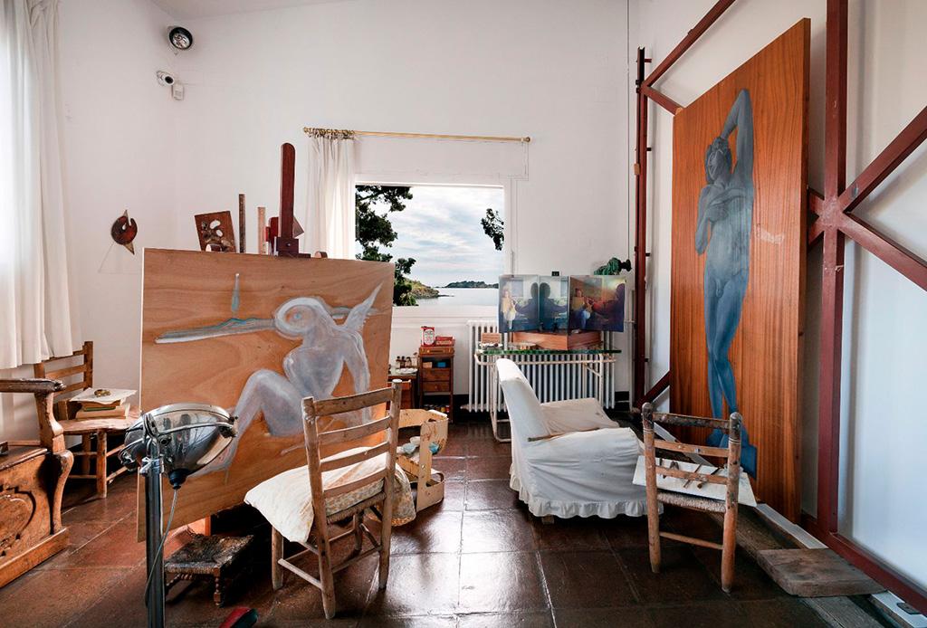 Entra a las casas de Dalí, Gaudí y Casals desde la comodidad de tu sala - casas-gaudi-2