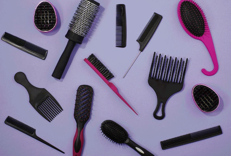 "El paso a paso para lograr la ""ponytail"" perfecta - cepillos-pelo-peinado-ponytail"